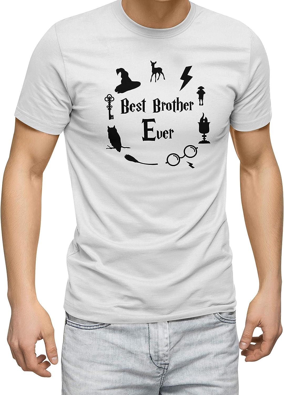 Best Brother Ever Blanco Camiseta para Hombre