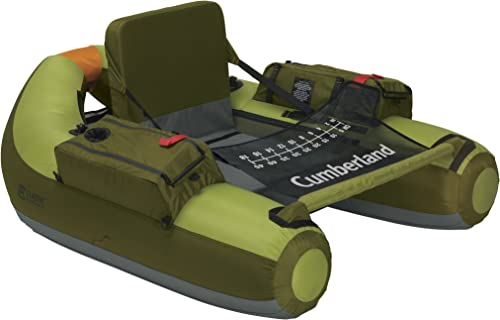 Inflatable Fishing Float Tube (Cumberland) [Classic Accessories] Picture