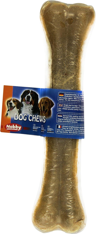 5 cm Nobby Rawhide Bone Pressed
