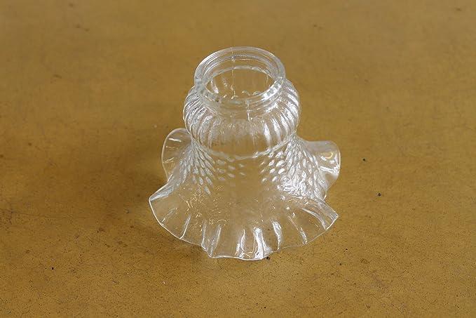 Paralume campanella a fiore per lampada lampadario o applique