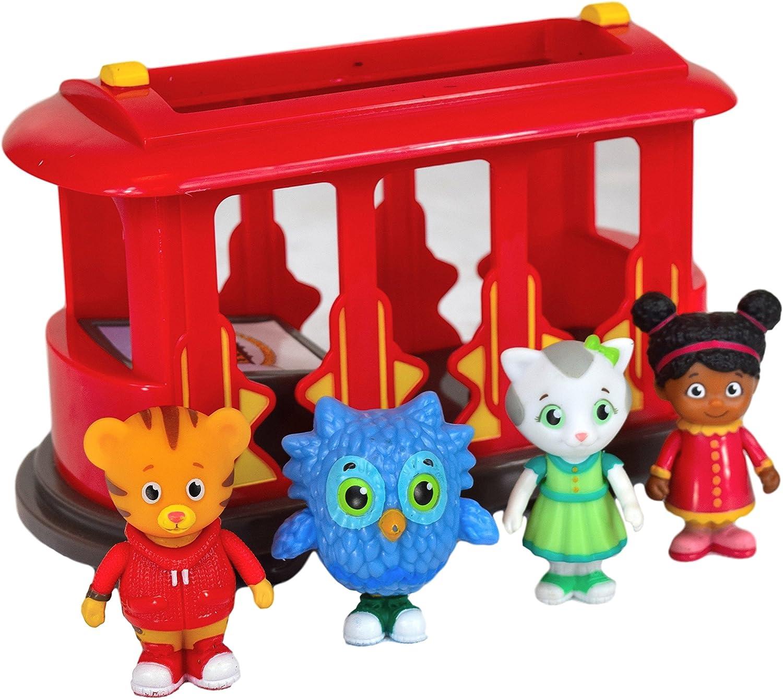 Daniel Tiger's Neighborhood Trolley & Play Set