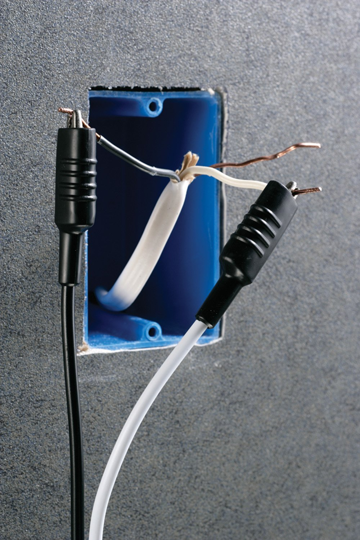 Sperry Instruments CS61200AS Adaptor Kit For CS61200 Electrical Circuit Breaker Finder, 120V AC, 60Hz Gardner Bender