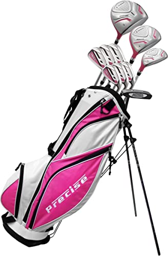 Precise Premium Women s Tall Complete Set, MDX II Ladies, Right Hand, Pink