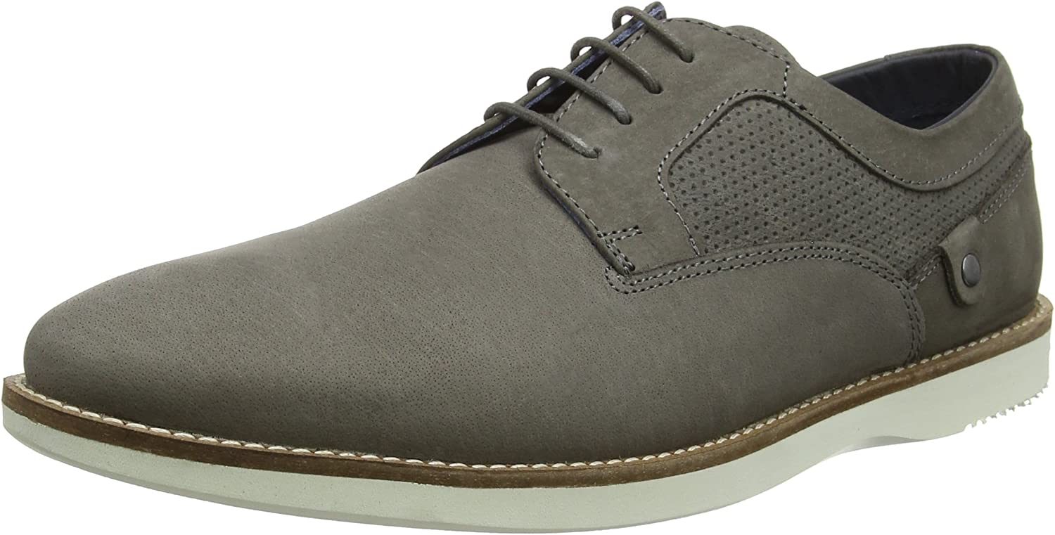 Red Tape San Jose Mall Men's Lace-up Genuine Derby