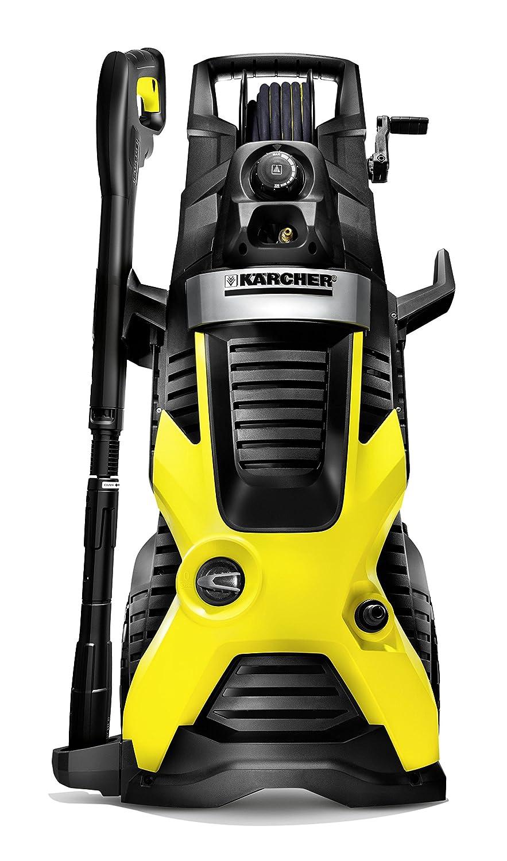 Kärcher K Premium Limpiador de alta presión Vertical Eléctrico Negro y Amarillo