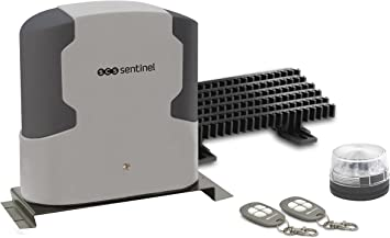 SCS Sentinel onegate3 motorización para puertas correderas (12 V, Gris: Amazon.es: Bricolaje y herramientas