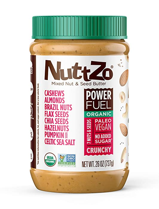 The Best Nuts For Nature Nut And Seed Butter