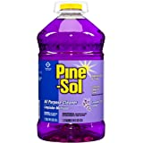 Pine-Sol Commercial Solutions Liquid Cleaner, Lavender, 1,12 Galones (144 Fl Oz) 4,25 L