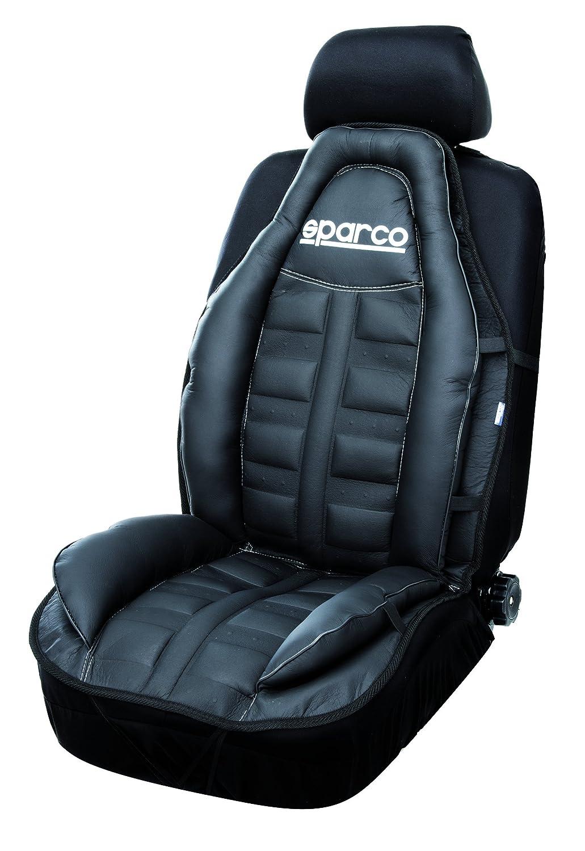 Sparco OPC09090002 Racing Respaldo, Negro/Gris