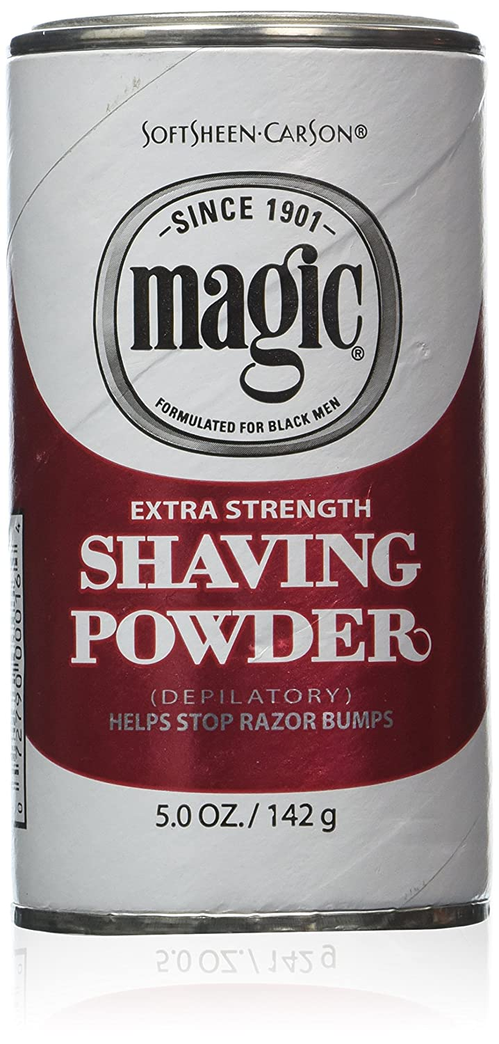 Amazon Com Magic Red Shaving Powder 5 0 Oz Extra Strength