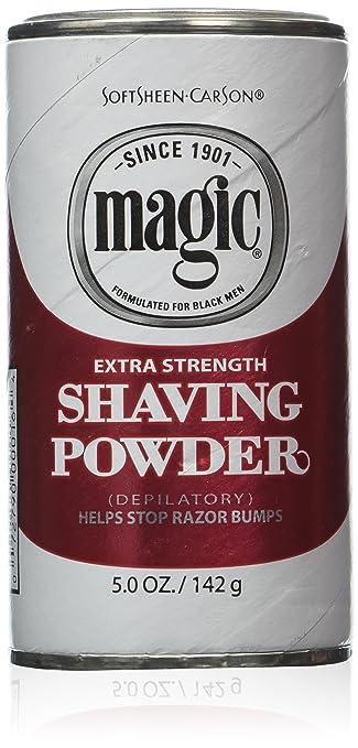 Amazon Com Magic Red Shaving Powder 5 0 Oz Extra Strength