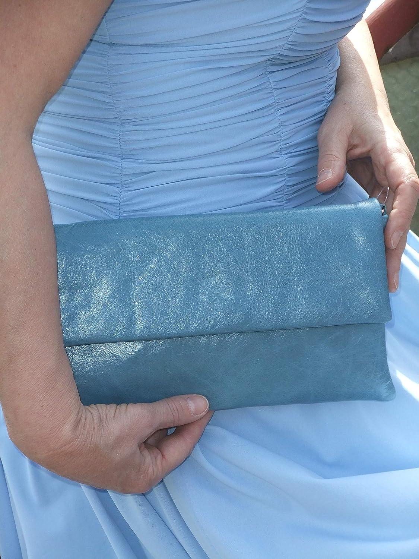 LONI Womens Fine Compact Clutch Wedding