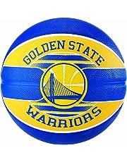 Spalding NBA Team Golden State Ballon de Basket Mixte