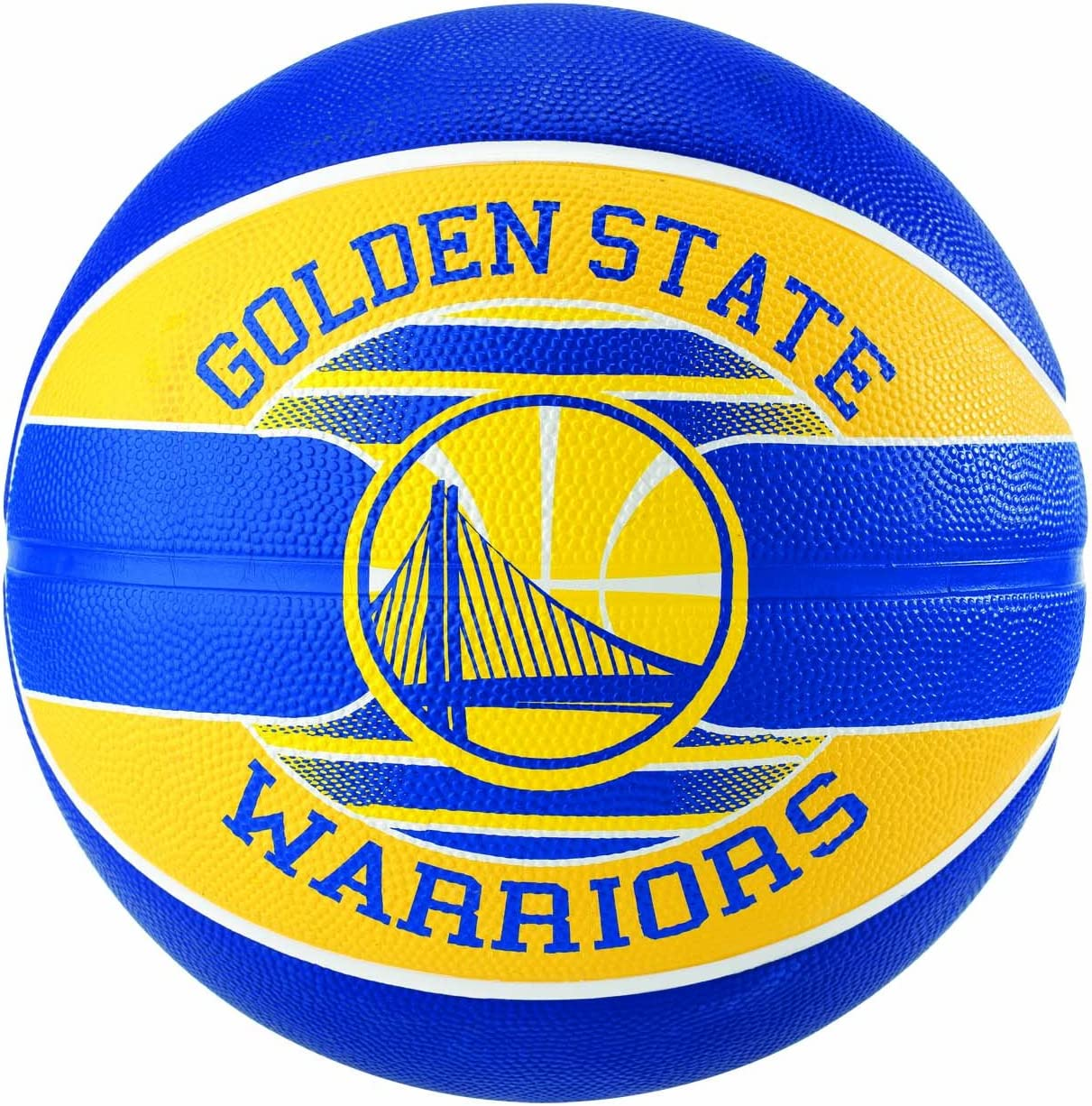 Spalding Ballon NBA Team Ball Golden State Warriors: Amazon.es ...