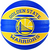Spalding NBA Team Golden State Ballon de Basket Mixte