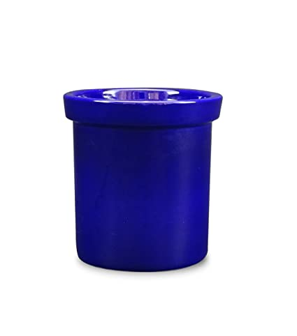 YELLOWTABLE Jar Style Ceramic Flower Pot Cobalt Blue Small (Height 3.75 inches  sc 1 st  Amazon.in & YELLOWTABLE Jar Style Ceramic Flower Pot Cobalt Blue Small (Height ...