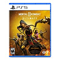 Deals on Mortal Kombat 11 Ultimate Edition Playstation 5