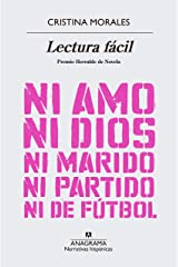 Lectura fácil (NARRATIVAS HISPANICAS nº 616) (Spanish Edition) Kindle Edition