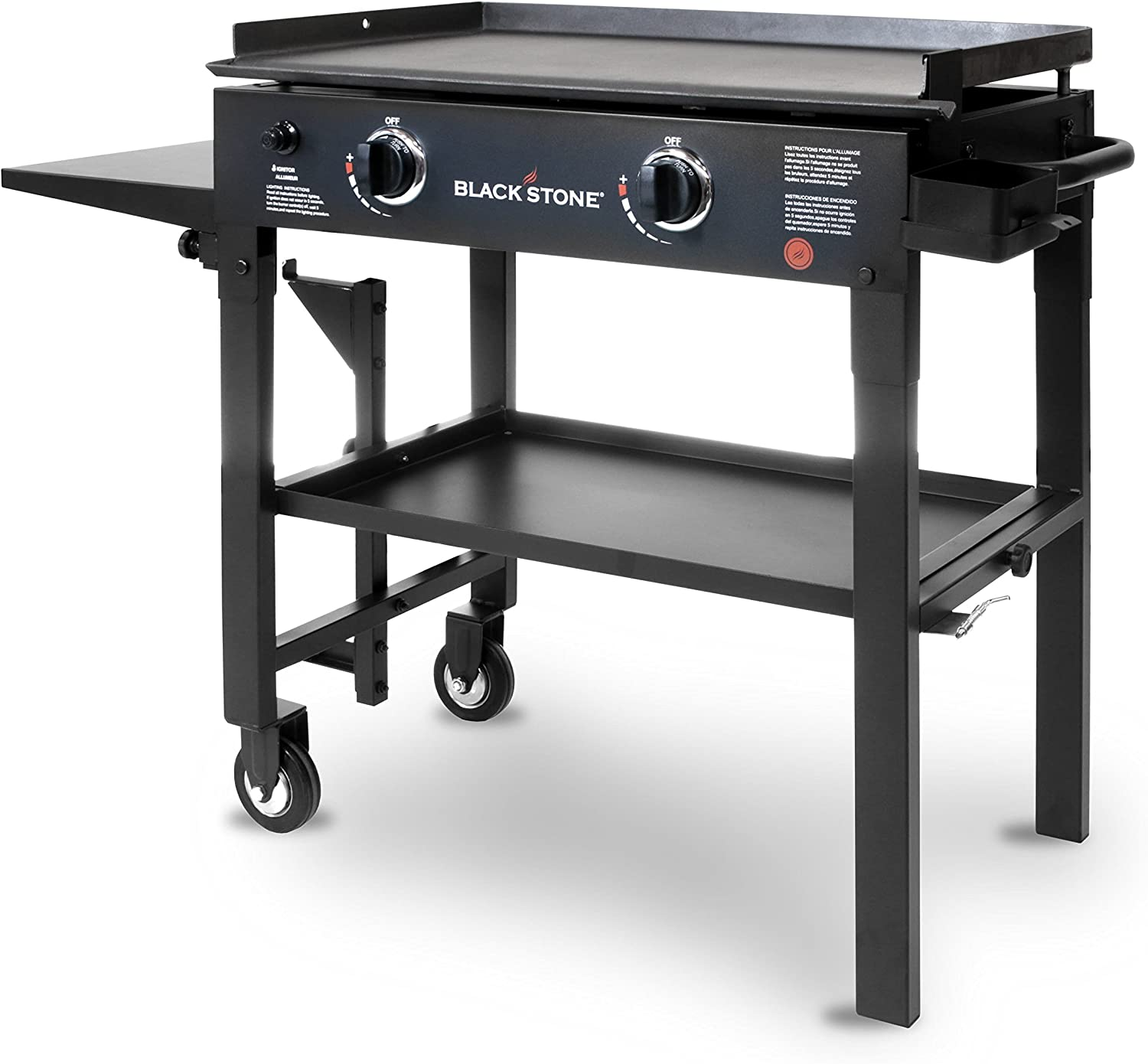 Best for expert users: Blackstone Outdoor Gas Griddle
