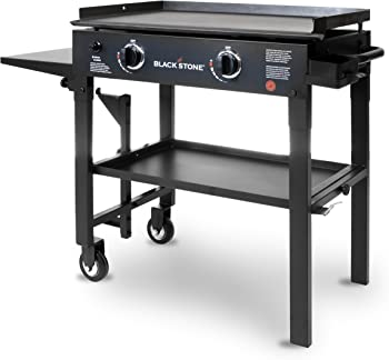 Blackstone Griddle Station Gas Grill - best gas grill under $200