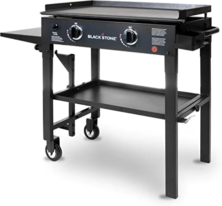 Blackstone Gas Grill Griddle Station-2-Burner - Longevity