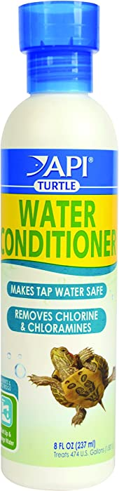API Turtle Products: Sludge Remover to Clean Aquarium, Water Conditioner to Make Tap Water Safe for Turtles, TURTLEFIX Remedy to treat bacterial infections and repair damaged tissue