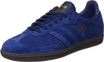 samba fb blue