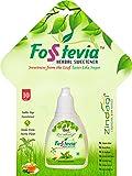 Zindagi Fosstevia Liquid Natural Stevia Liquid Drops - Sugar Free (200 Servings)