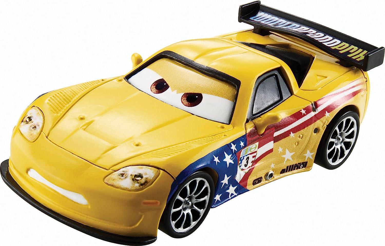 Disney Cars Diecast: Disney/Pixar Cars Jeff Gorvette Diecast Vehicle