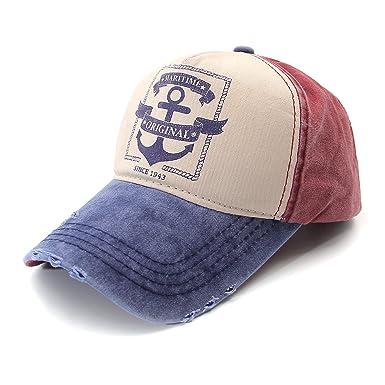 Berretto Cappellino Da Baseball Uomo Donna Trucker Cap Hip Hop Hat cappello  piatto Copricapo AHB008  Amazon.it  Abbigliamento 32ee8a5208dd