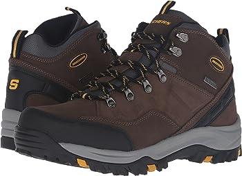 Skechers Men's Relment Pelmo Chukka Waterproof Boot (Sizes 6.5 to 14)