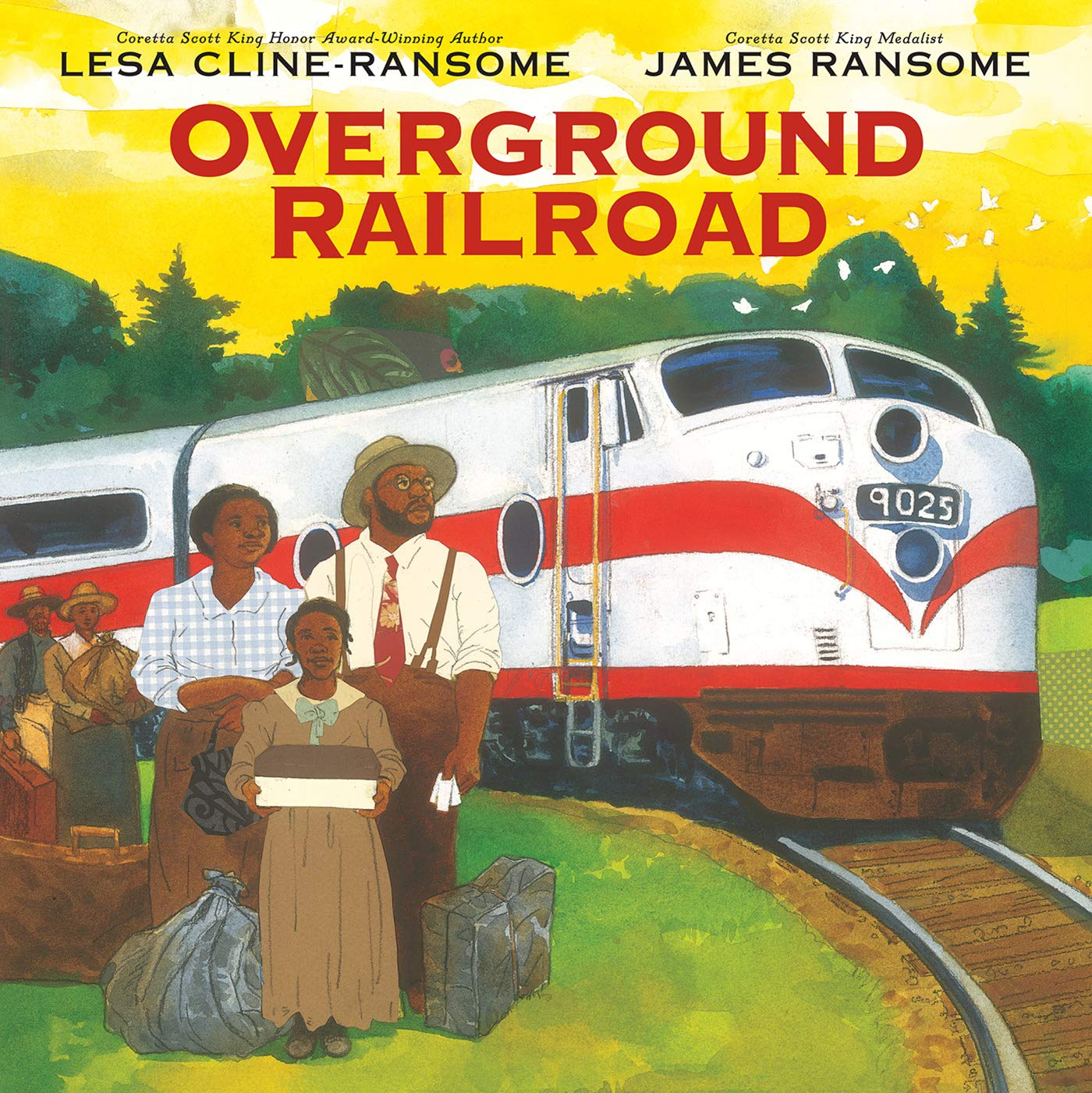 Image result for overground railroad lesa ransome
