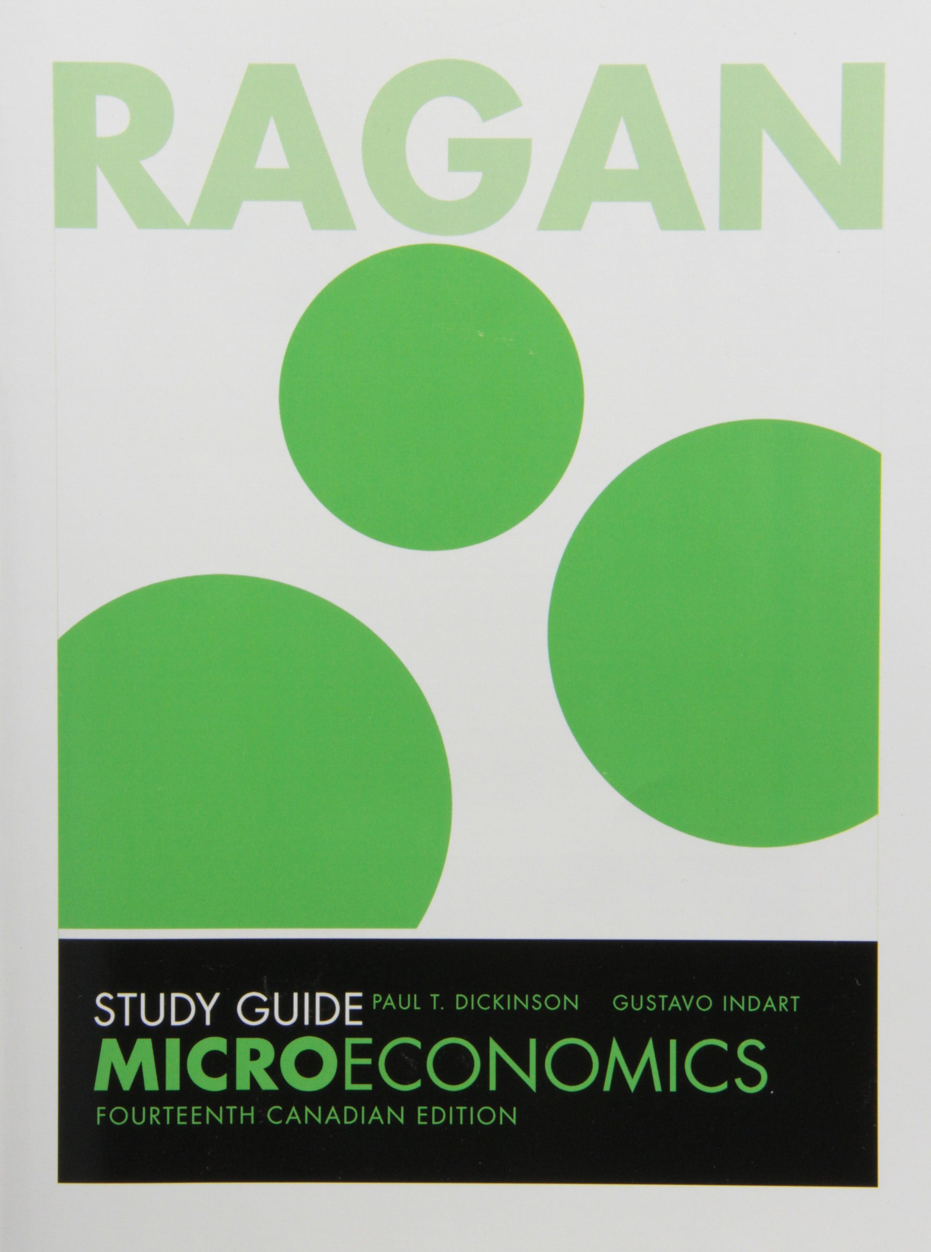 Study Guide for Microeconomics, Fourteenth Canadian Edition (14th Edition)