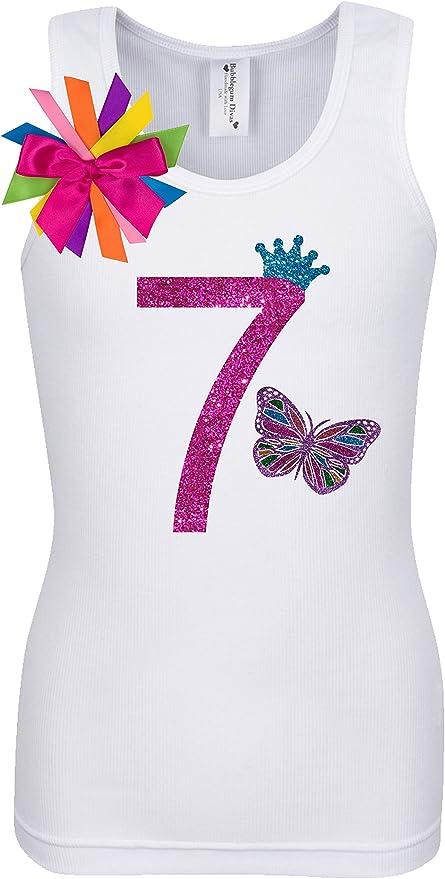 Bubblegum Divas Little Girls 6th Birthday Purple Zebra Princess Animal Shirt