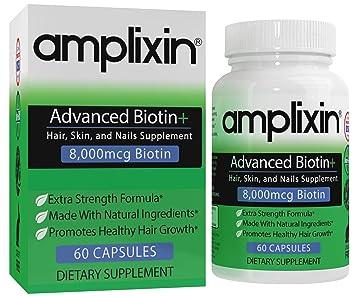 Zenwise Health Hair Growth Vitamins Supplement 5000 Mcg Biotin Dht Blocker Loss