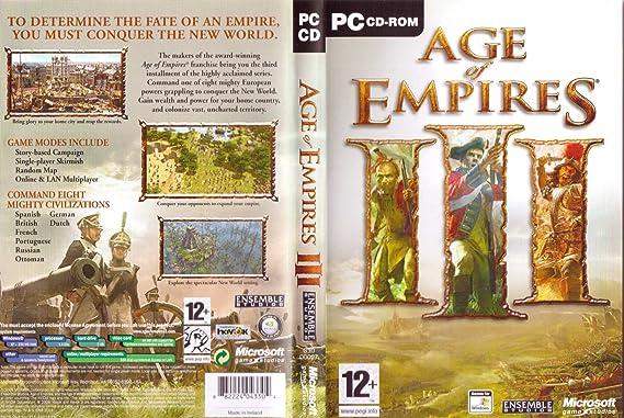 Age of Empires 3 III + Wine