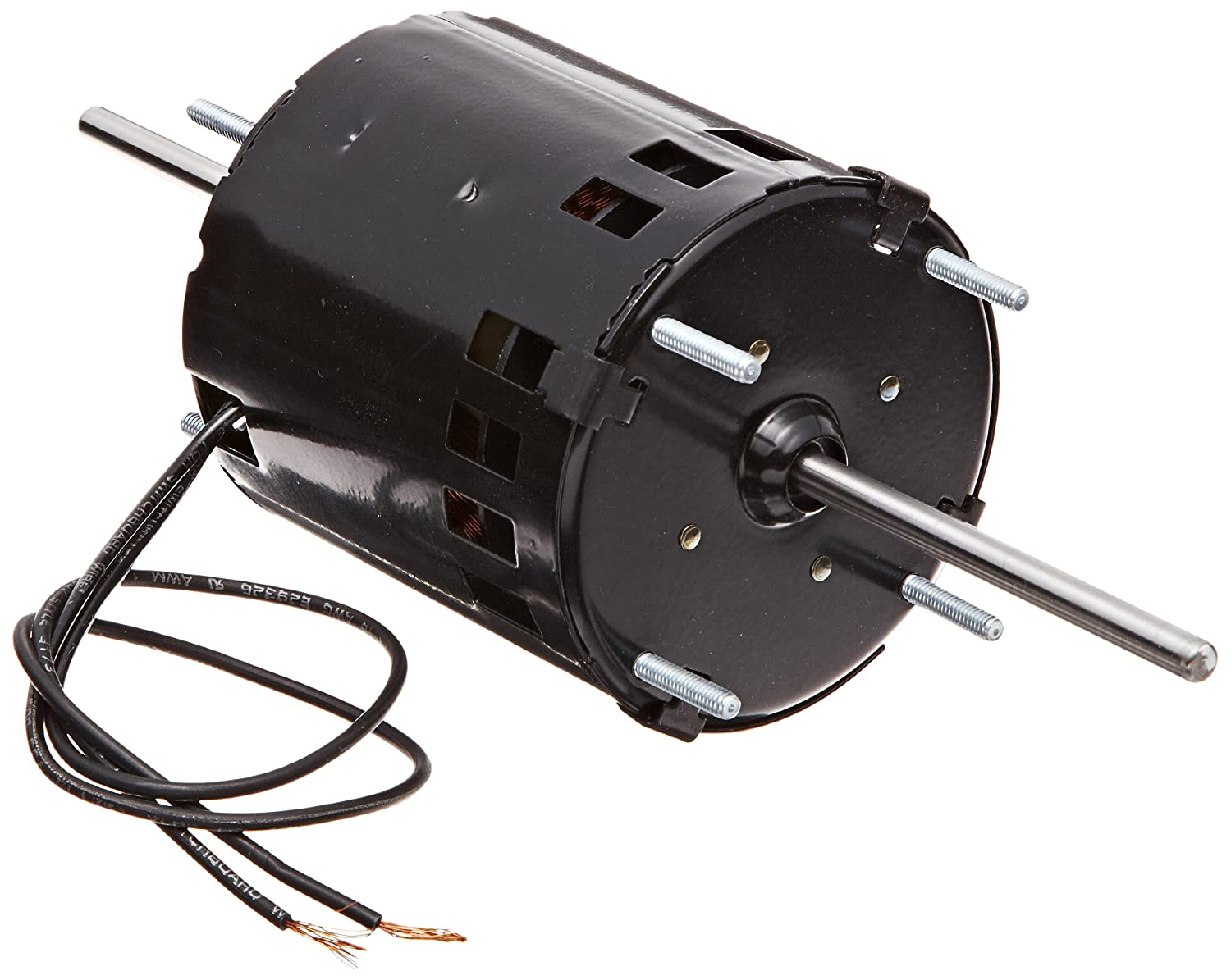 DS Rotation 60Hz Fasco D209 3.3 Frame Open Ventilated Shaded Pole General Purpose Motor with/Sleeve Bearing 1//30 HP 3000rpm 1.1 amps 115V