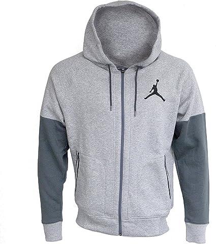 Jordan Nike pour Homme Varsity Polaire Full Sweat à Capuche