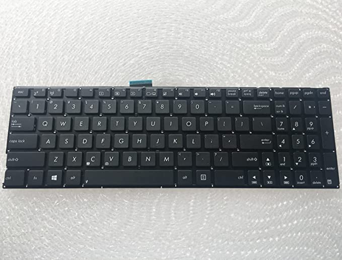 Amazon.com: wangpeng Laptop keyboard For Asus X555L X555LA X555LAB Notebook PC: Computers & Accessories