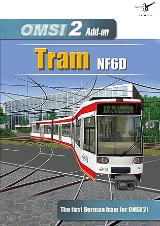 OMSI 2 Add-On Tram NF6D Gelsenkirchen/Essen [PC Code - Steam