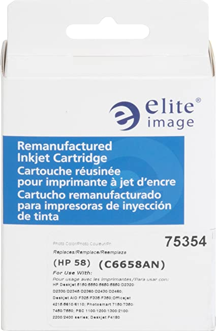 Amazon.com: Elite Image Remanufactured Ink Cartridge ...
