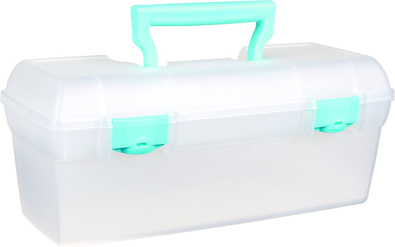 ArtBin Sidekick Cube W//Lift-Out Tray  071617093495