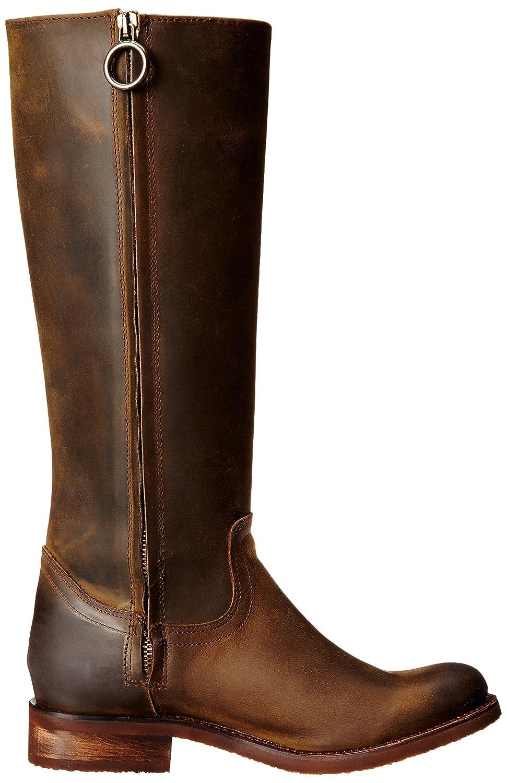 Stylish ladies riding boots new photo
