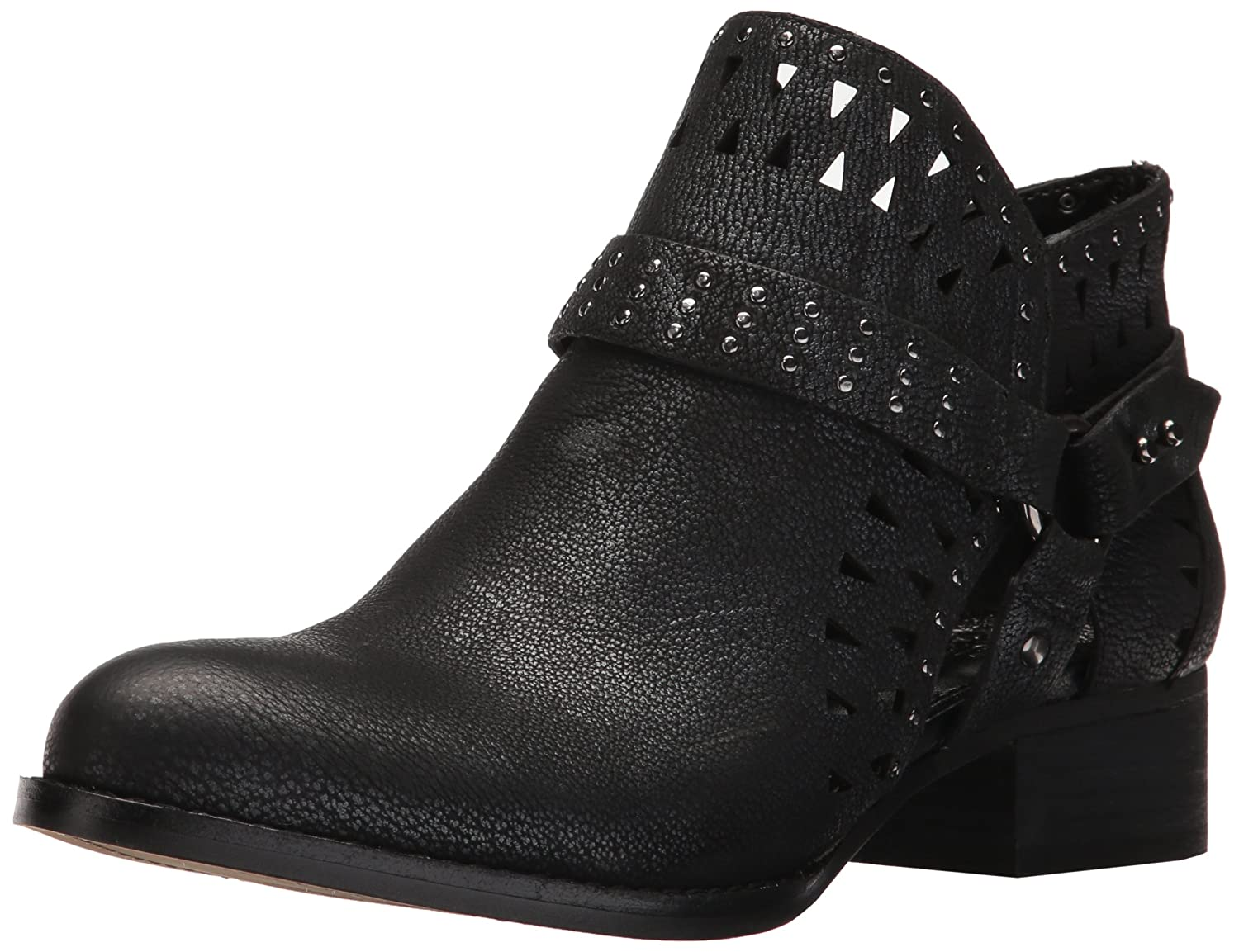 Vince Camuto Women's Calley Ankle Boot B01N6QE6DJ 6 B(M) US|Black