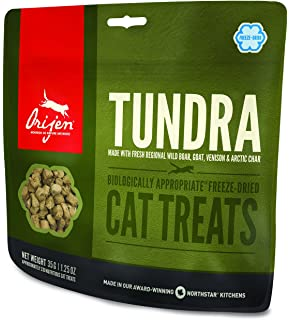 Amazoncom Orijen Original Freeze Dried Cat Treats 125 Oz Pet