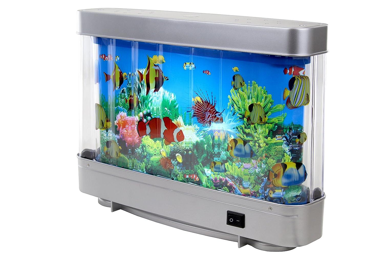 Amazon Com Lightahead Artificial Tropical Fish Aquarium Decorative