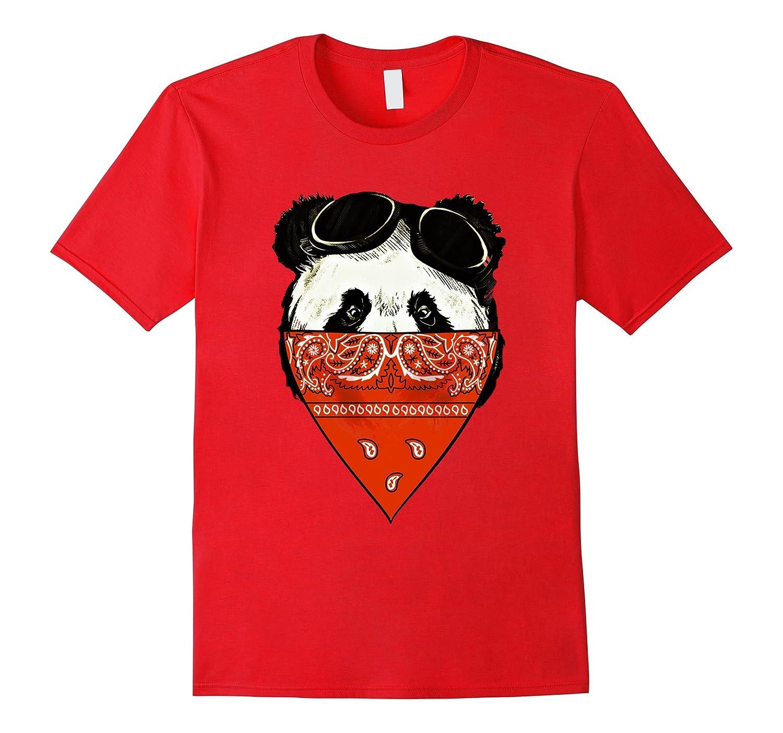 3e0d3ca47 Gangster panda shirt – Funny Panda Gifts – funny panda shirt-CD – Canditee