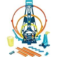 Hot Wheels Track Builder Üçlü Çember Aksiyonu Seti GLC96