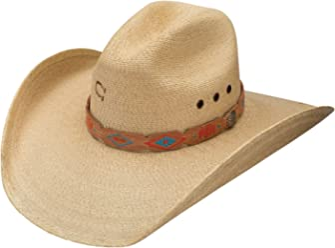 Charlie 1 Horse Presidio Palm Cowboy Hat Tan 68de28291