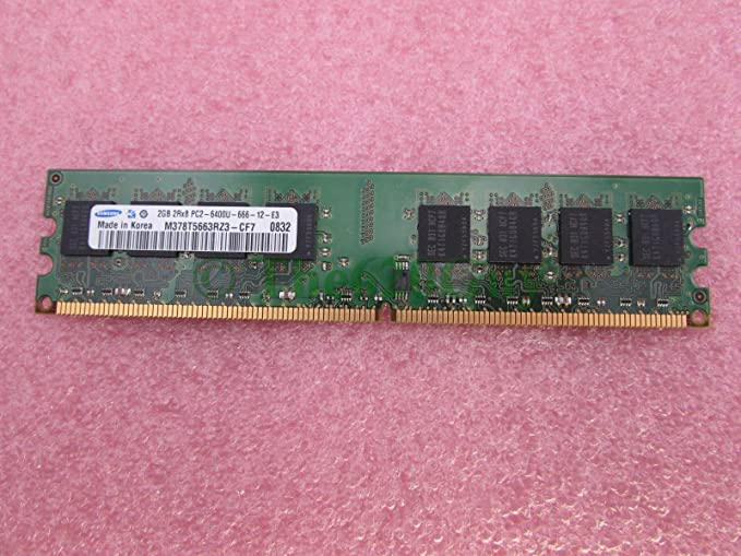 1GB DDR2-800 RAM Memory Upgrade for The ASUS F Series F6V-3P177C PC2-6400